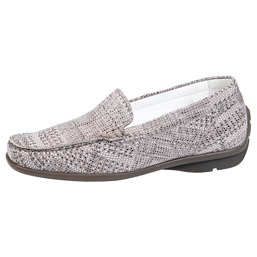 Waldlaufer 431000 Harriet Beige multi casual shoe Sizes - 4 to 7 Price - £72