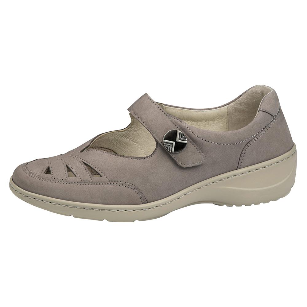 Waldlaufer 607309 Kya Taupe bar shoe Sizes - 4 to 7 Price - £75